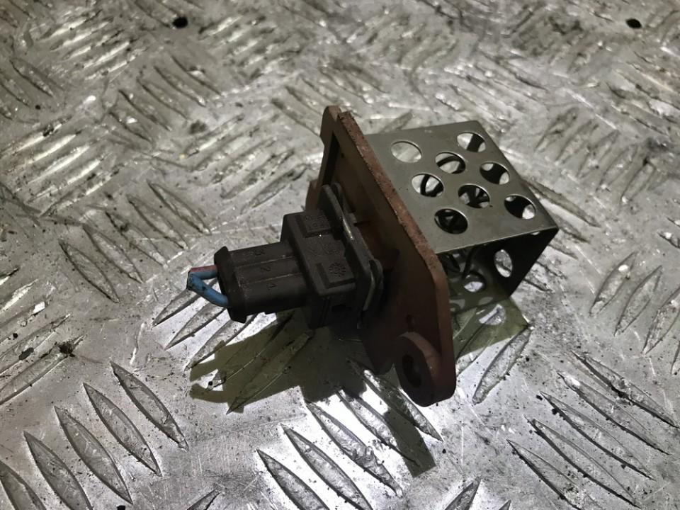 Heater Resistor Citroen C5 2003    0.0 9641212680