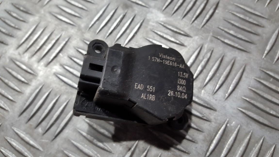 Peciuko sklendes varikliukas 1S7H19E616AA 1S7H-19E616-AA Jaguar X-TYPE 2004 2.5