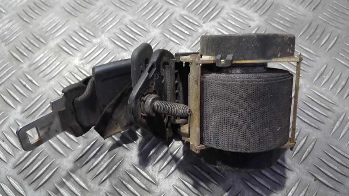 Seat belt - rear middle Renault Scenic 2004    0.0 309280