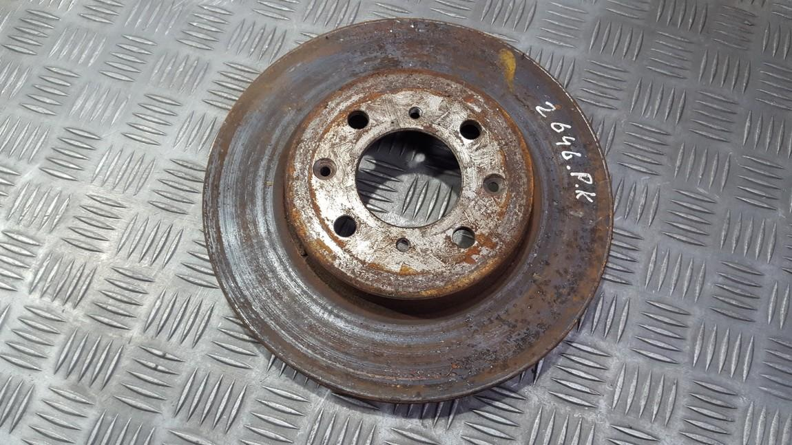 Brake Disc - front Rover 45 2000    1.8