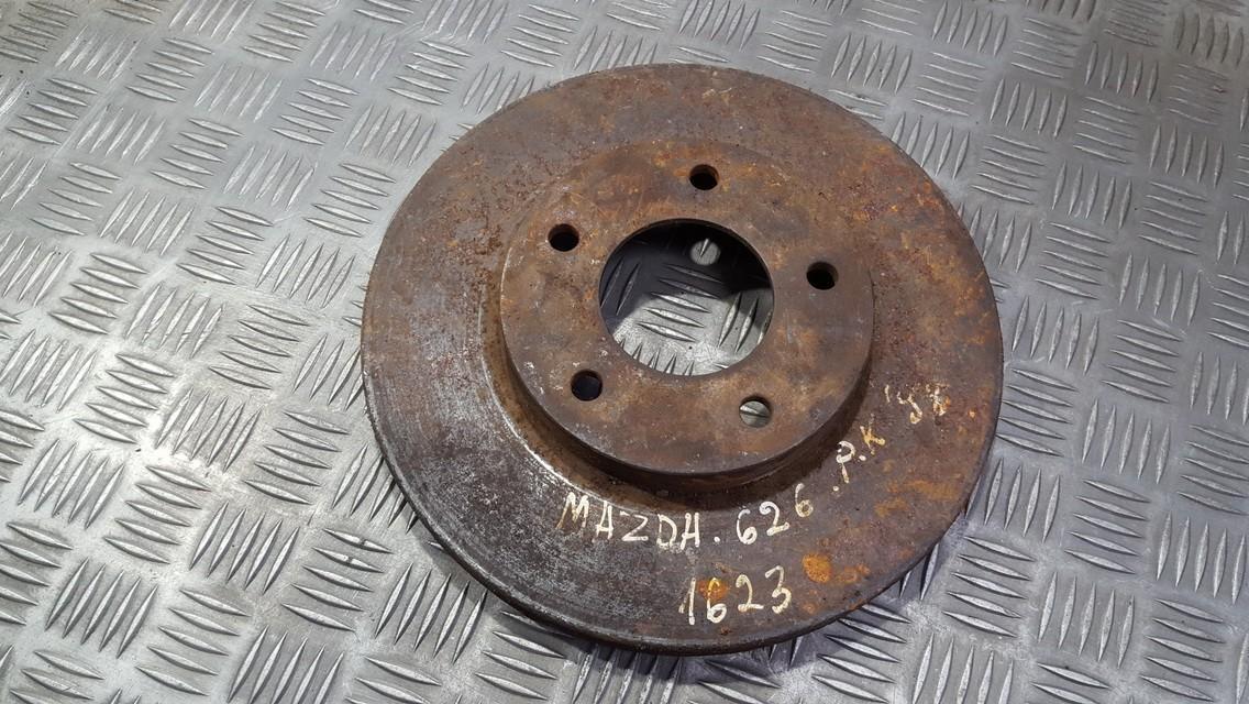 Brake Disc - front Mazda 626 2000    2.0