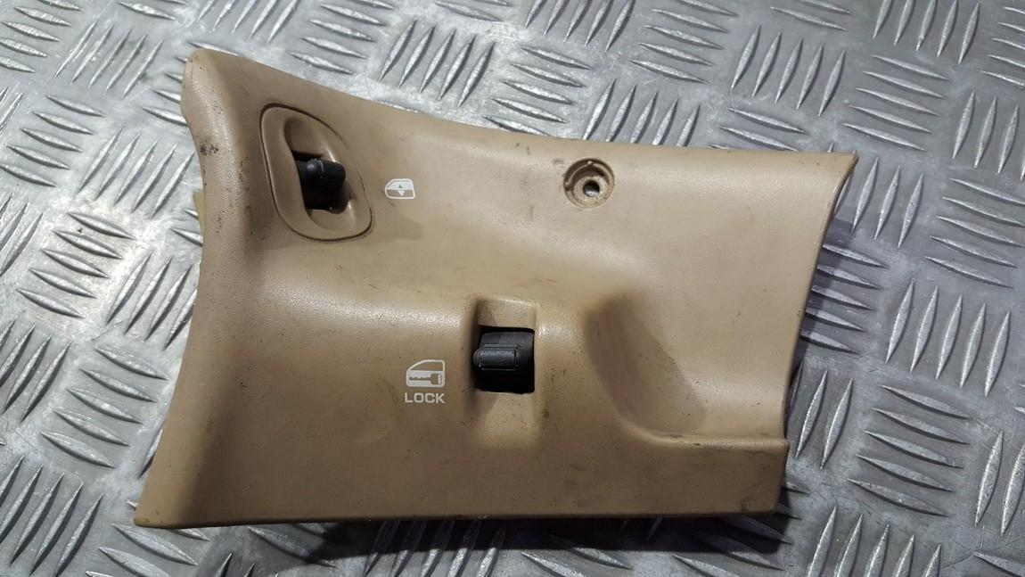 Stiklo valdymo mygtukas (lango pakeliko mygtukai) 4685504B 4685467B, 11006B Chrysler VOYAGER 1997 2.0