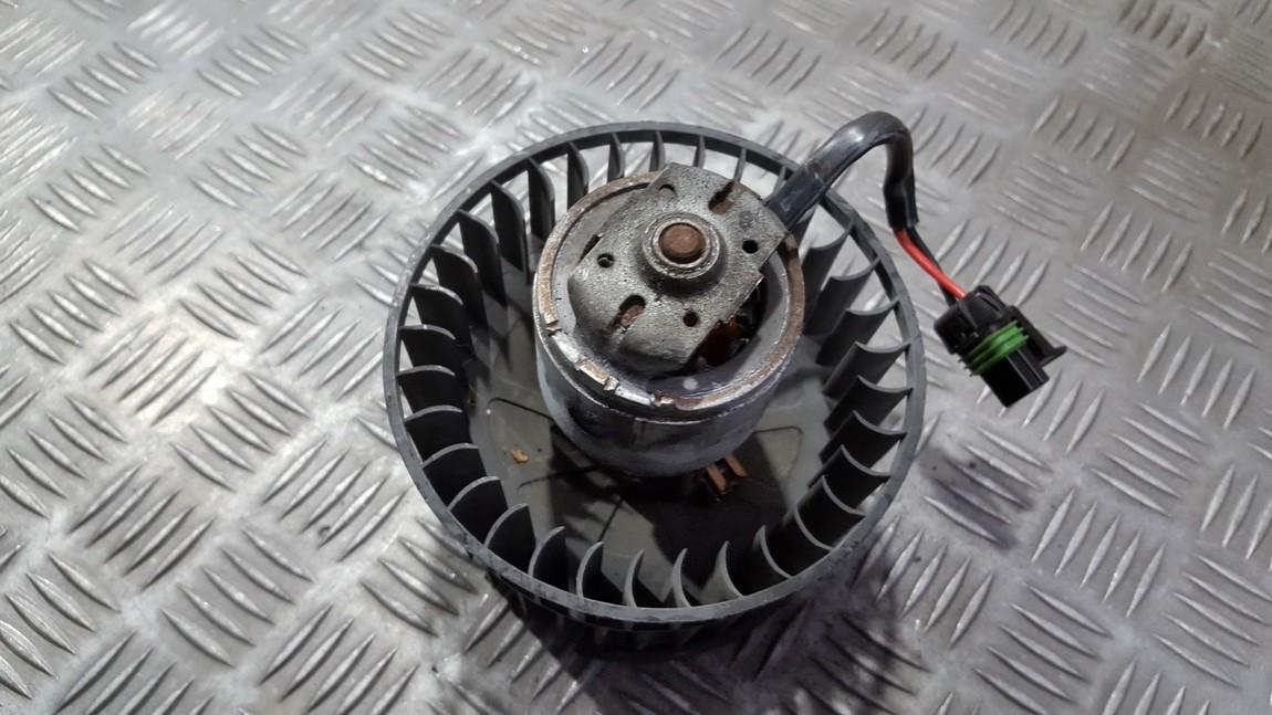 Salono ventiliatorius 0130063507 USED Renault ESPACE 1992 2.8