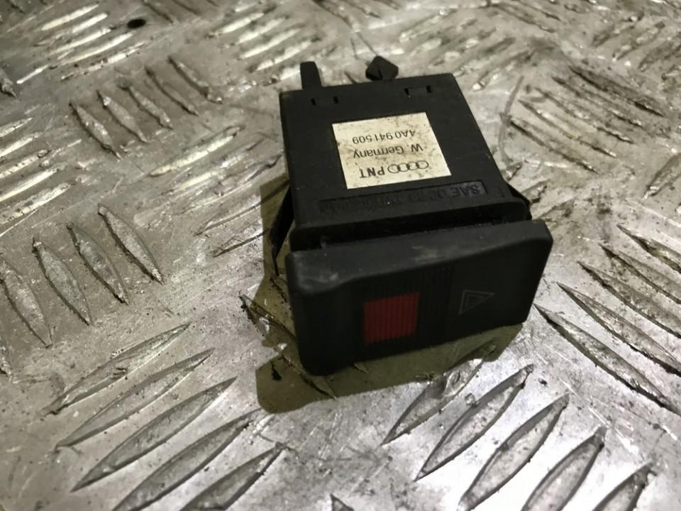 Hazard switch 4a0941509 pnt Audi 100 1985 2.0