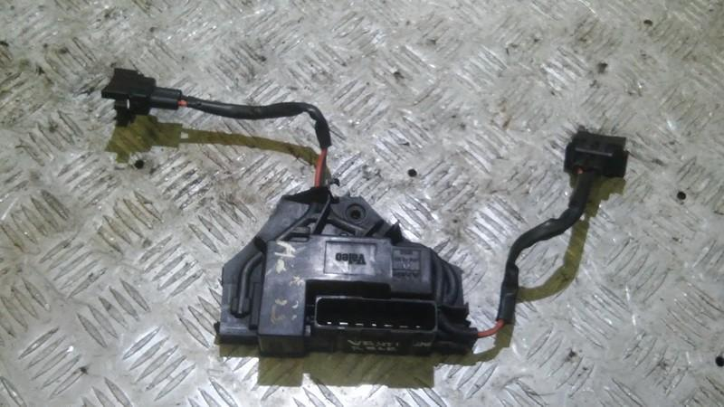 Блок управления вентилятором Opel Vectra 2002    2.0 870735hj