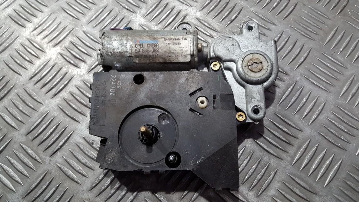 Liuko varikliukas 90585382 SW655R/11, 224702, 22439F, 22436H Opel OMEGA 1994 2.5