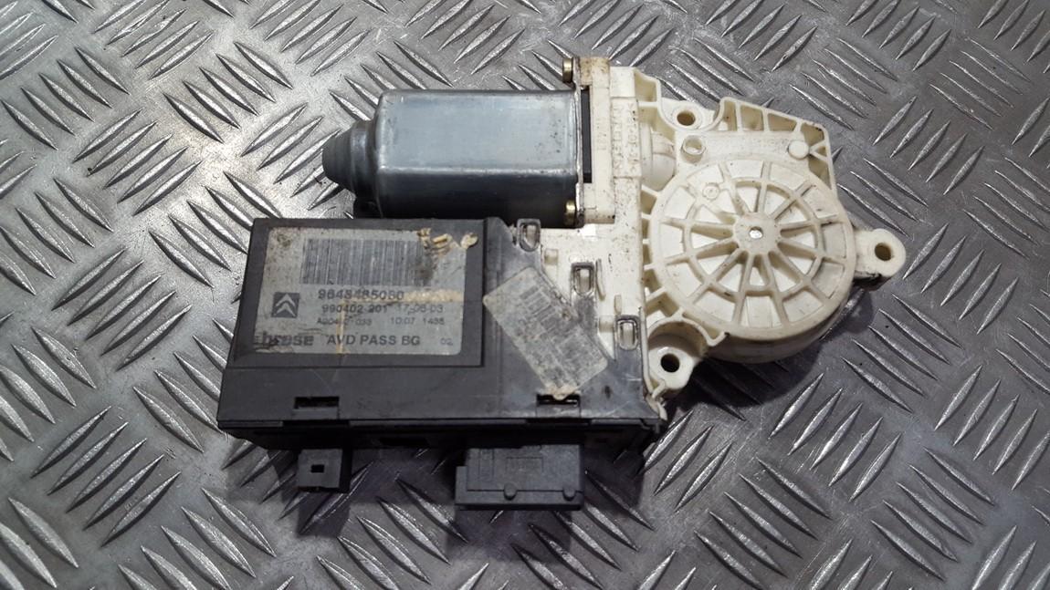 Duru lango pakelejo varikliukas P.D. 9648485080 990402-201 Citroen C5 2007 2.0