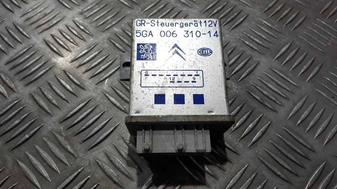 Cruise control  Peugeot 406 2000    2.0 5ga00631014