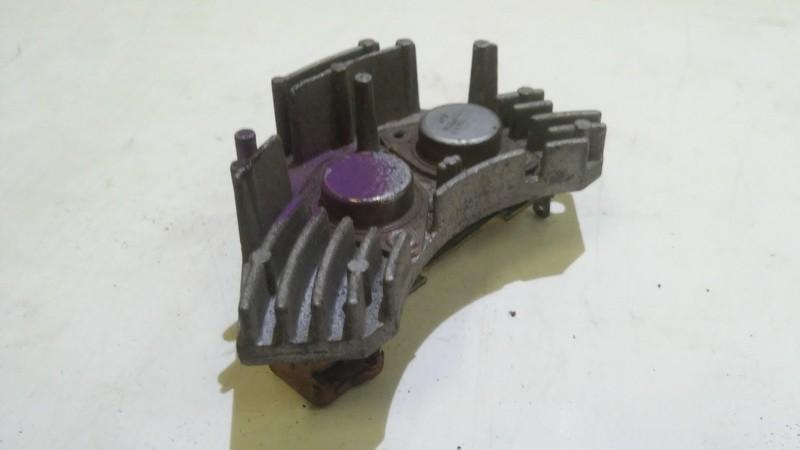 Used and working 'Heater Resistor (Heater Blower Motor