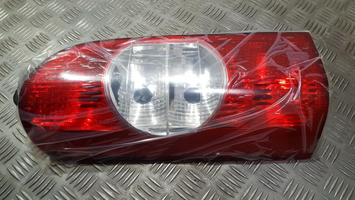 Tail Light lamp Outside, Rear Left E412108 12108, 2AR-S1ARF, 2ARS1ARF Renault MASTER 2005 2.5