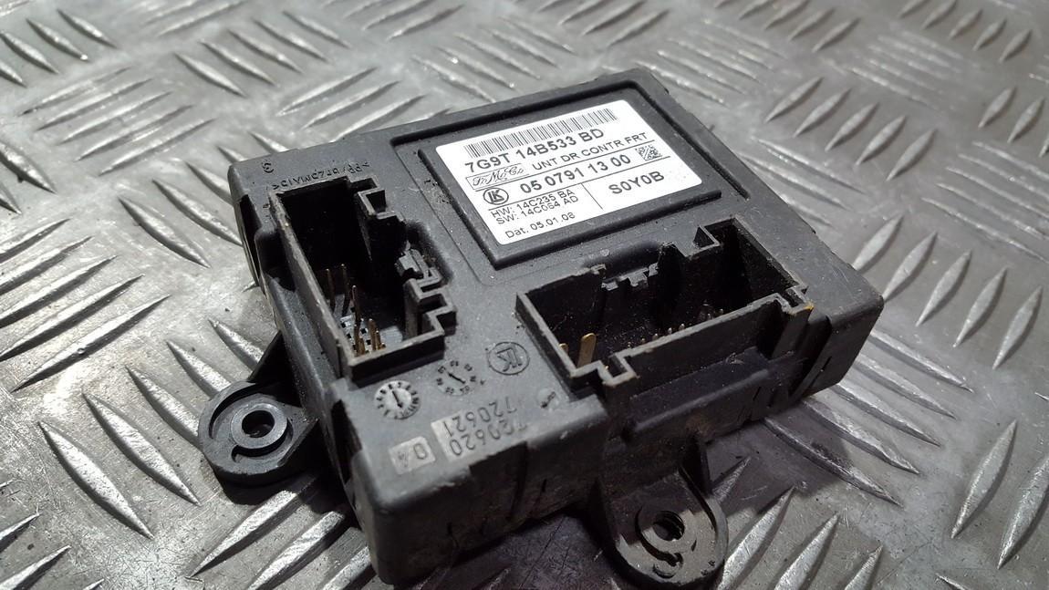 Блок управления двери 7G9T14B533BD 14C235BA, 14C064AD Ford MONDEO 1996 1.8