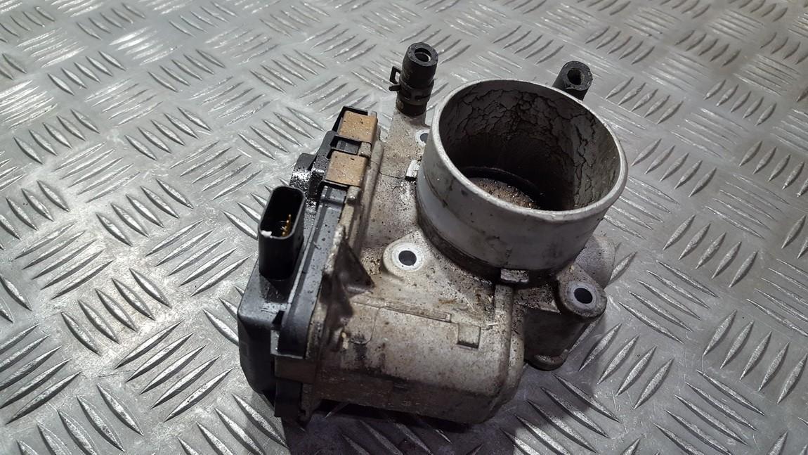 Заслонка дроссельная электрическая L35M13640A 782100051 Mazda CX-7 2009 2.3