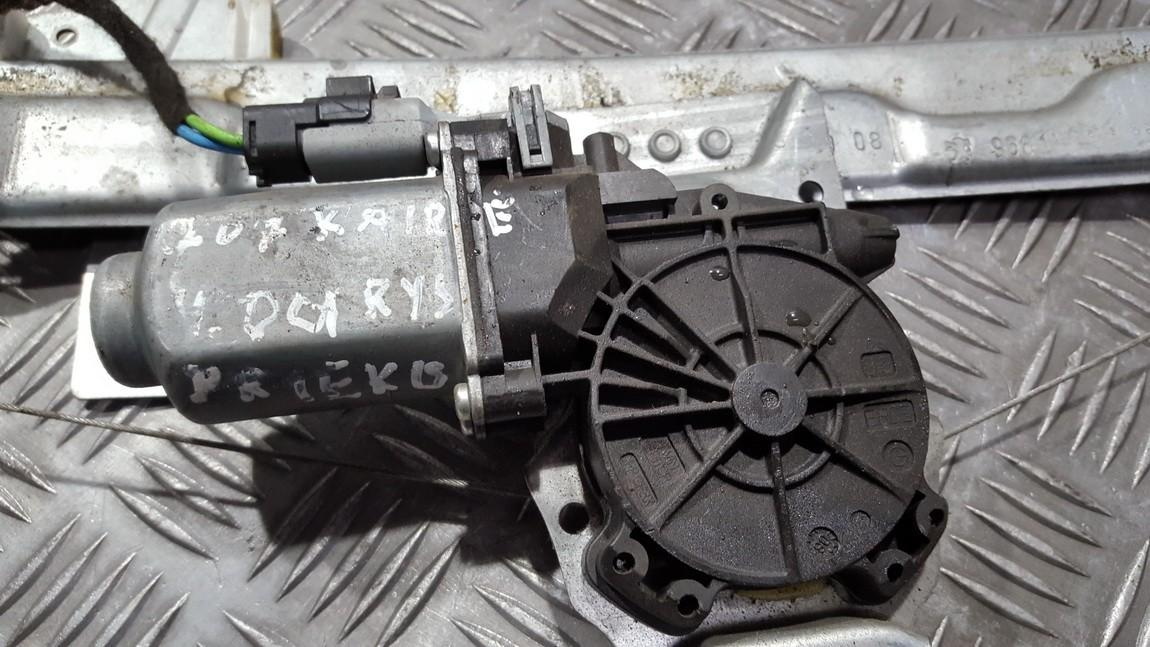 Duru lango pakelejo varikliukas P.K. 400913D USED Peugeot 207 2009 1.4