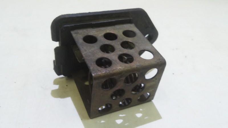 Peciuko reostatas (ezys) (ventiliatoriaus rele) 9625293080 used Peugeot 206 2002 2.0