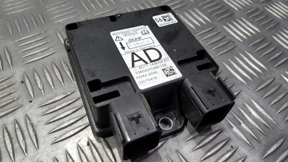Блок управления AIR BAG  6C1T14B056AD 5WK43536 Ford TRANSIT 2015 2.2