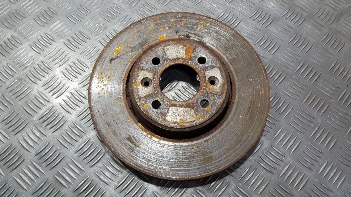 Priekinis stabdziu diskas used used Renault MEGANE SCENIC 1997 1.6