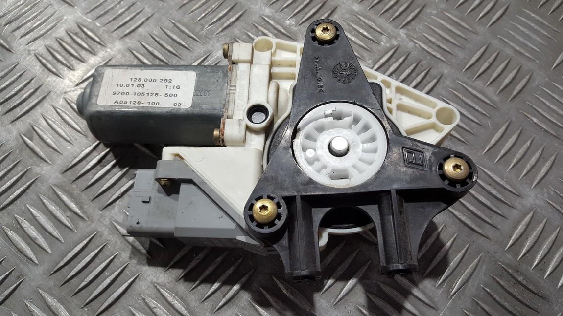 Моторчик стеклоподъемника - передний левый 9700105128500 128000929, 9700-105128-500, a05128-100, a05128100, 103315-102,  103315102, 1137328075, 3322jdd109 Citroen XSARA PICASSO 2003 1.8