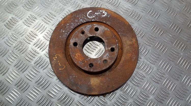 Диск тормозной передний Citroen C3 2004    1.1 used