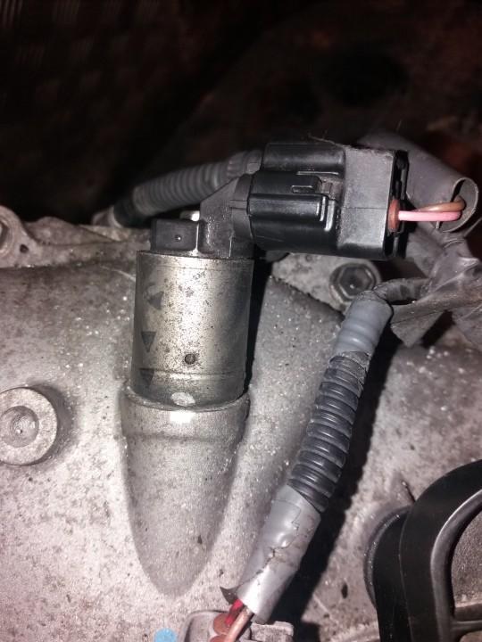 Paskirstymo velenelio adaptacijos voztuvas (vanos fazes voztuvas) 30T0605020H3 30T060- 5020H3 Toyota AURIS 2008 1.6