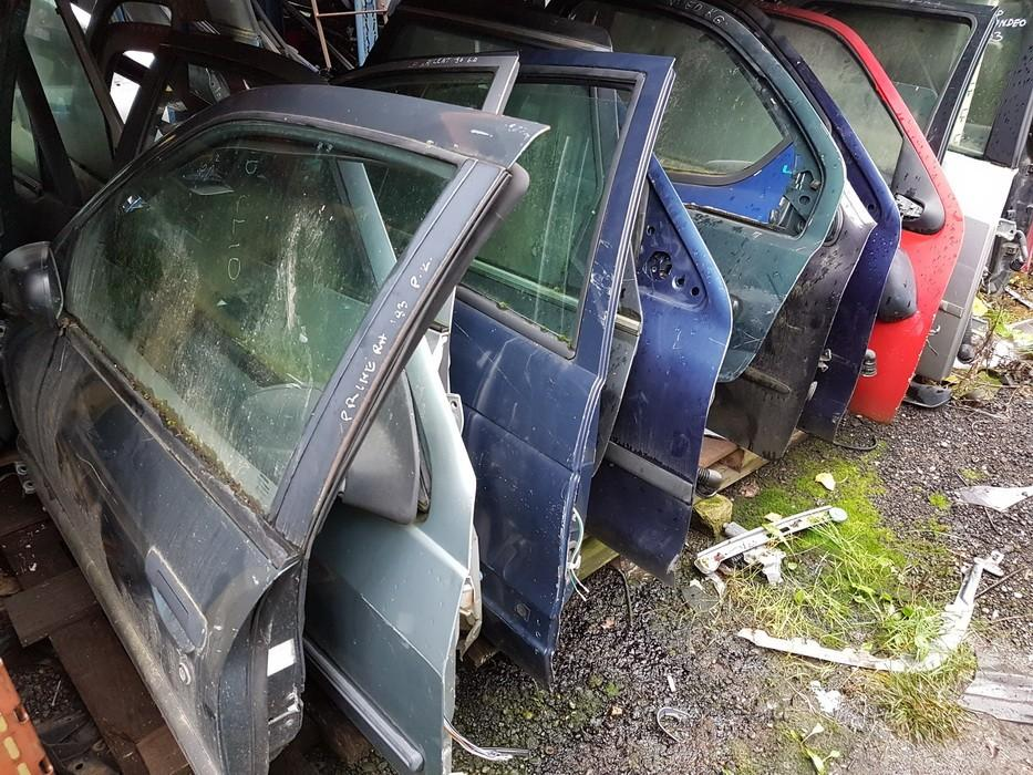 Durys G.D. sidabrines used Hyundai ACCENT 1997 1.5