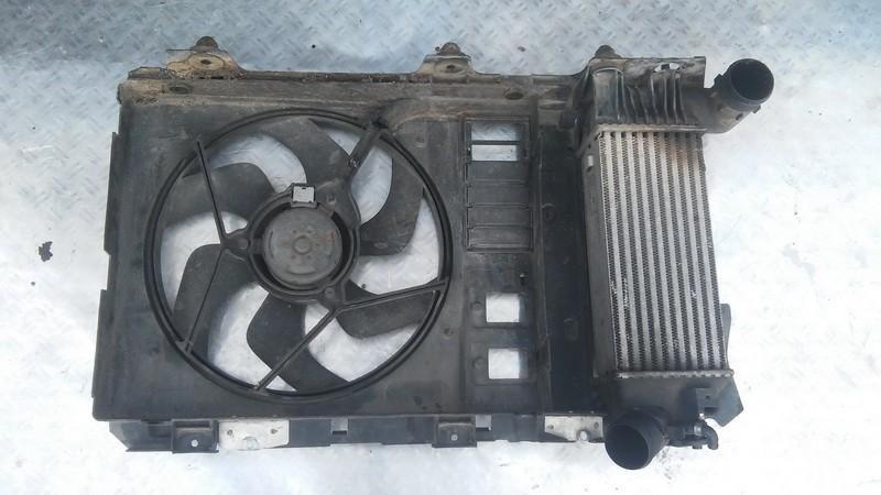 Citroen  Xsara Picasso Difuzorius (radiatoriaus ventiliatorius)