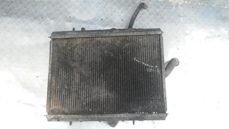 Vandens radiatorius (ausinimo radiatorius) 963617058002 96.361.705.8002 Peugeot 406 1997 2.0
