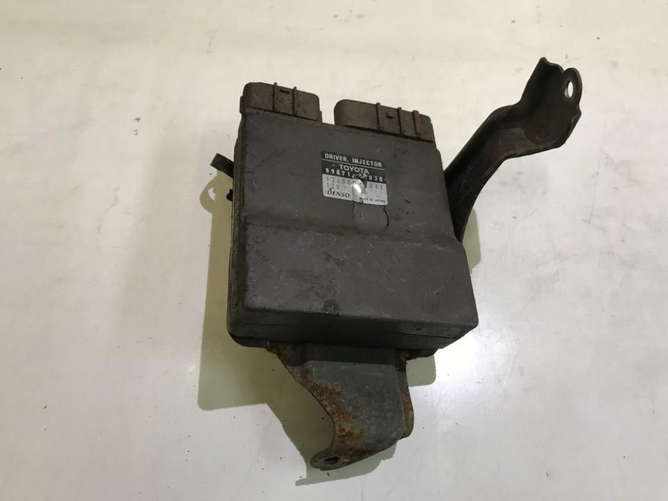 Fuel Injection ECU Toyota RAV-4 2003    2.0 8987120030