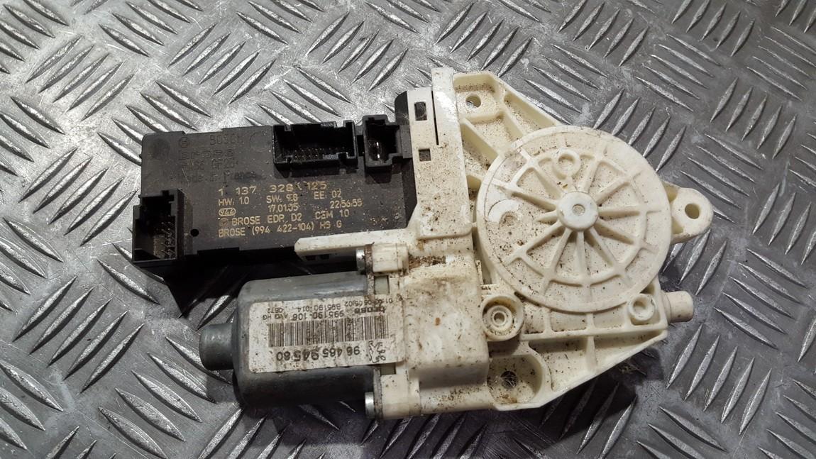 Duru lango pakelejo varikliukas P.K. 9646594580 1137328125 Peugeot 407 2006 1.6