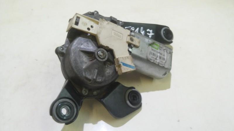 Galinio lango valytuvu varikliukas 963715878001 used Peugeot 307 2005 1.6