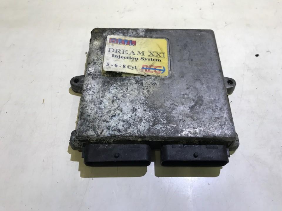 GAS control module (unit computer) Other Other 2000    0.0 USED