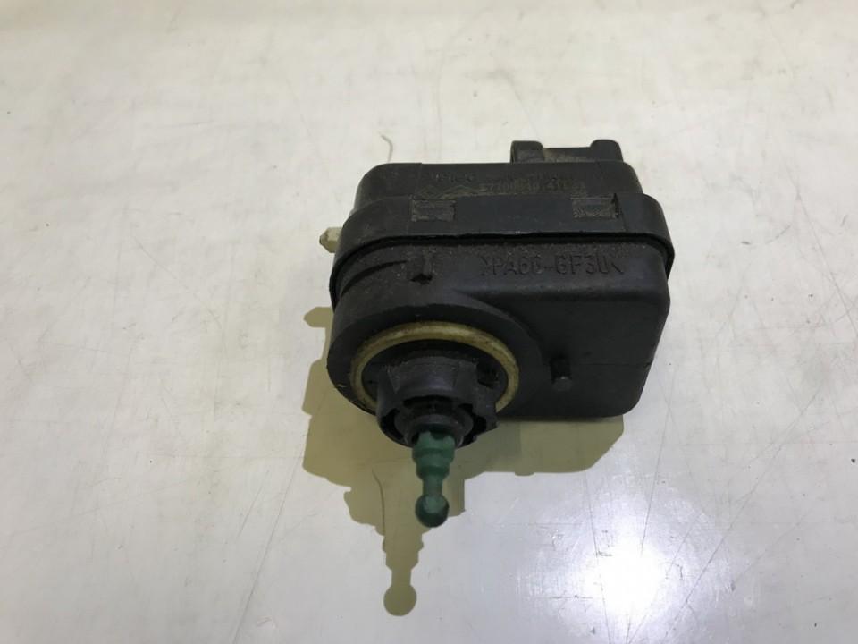 Zibinto aukscio reguliatorius (korektorius) f7700840141 051206 Renault MEGANE 2002 1.5