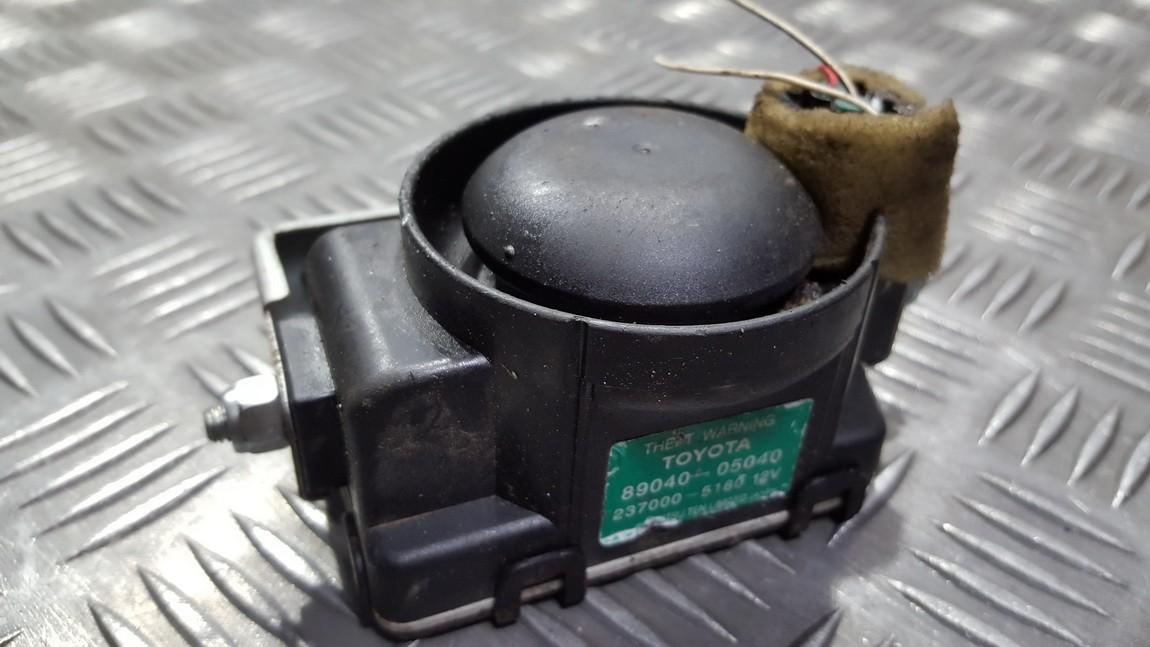 Alarm Siren Module Toyota Avensis 2007    0.0 8904005040