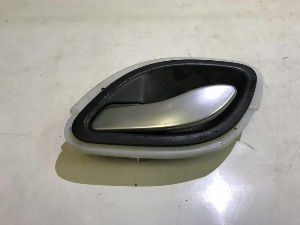 Door Handle Interior, front left 8200000723 98007201 Renault LAGUNA 2004 1.8