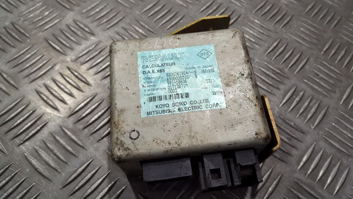 Блоки управления Насос гидроусилителя Renault Clio 2002    0.0 8200061924b
