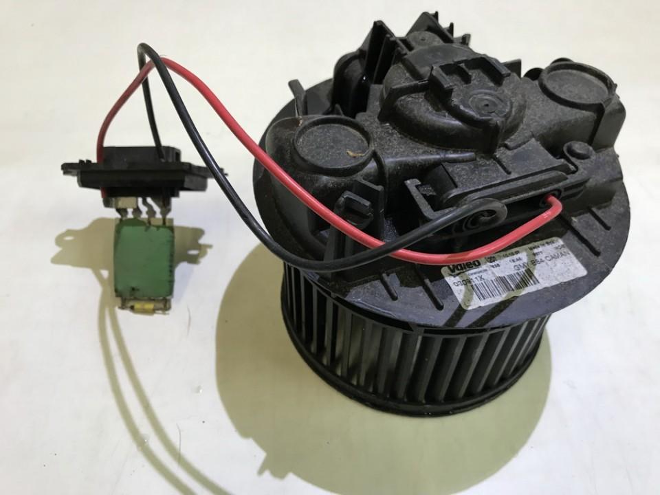 Salono ventiliatorius 030911x gmvb84caman Renault MEGANE SCENIC 1997 1.6
