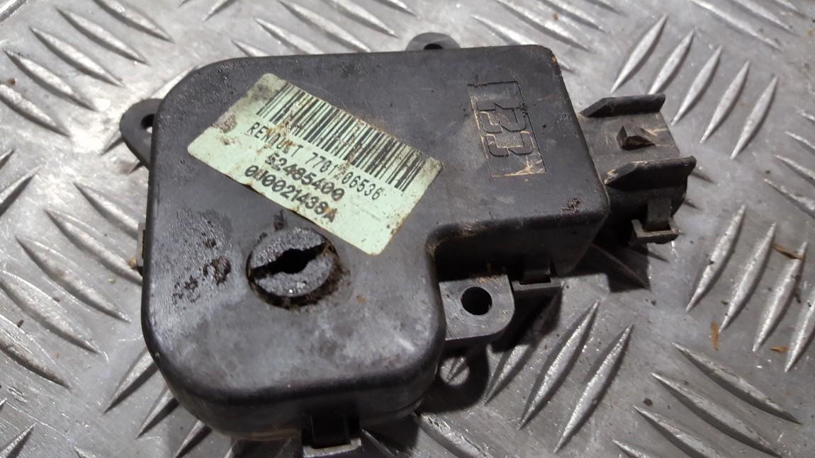 Renault  Laguna Peciuko sklendes varikliukas