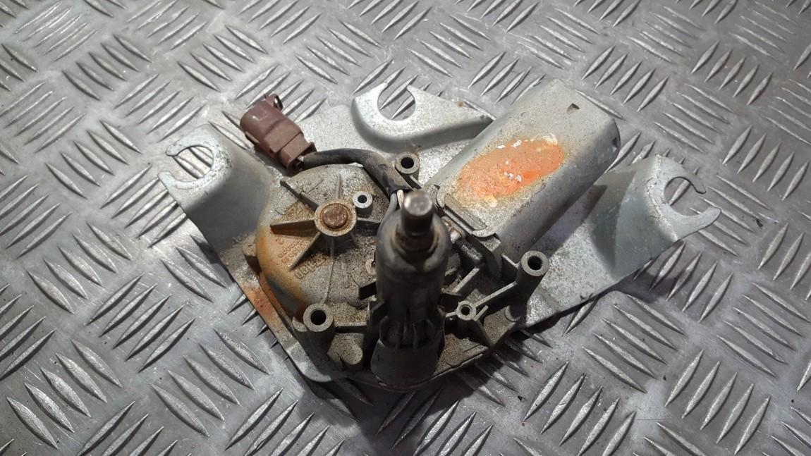 Задняя электродвигатель стеклоочистителя Peugeot 206 2000    0.0 9628679980