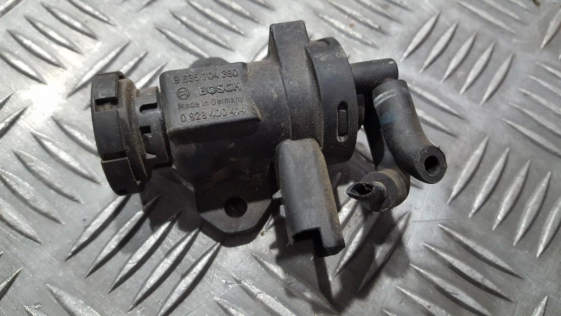 Peugeot  607 Selenoidas (Elektromagnetinis selenoidas)