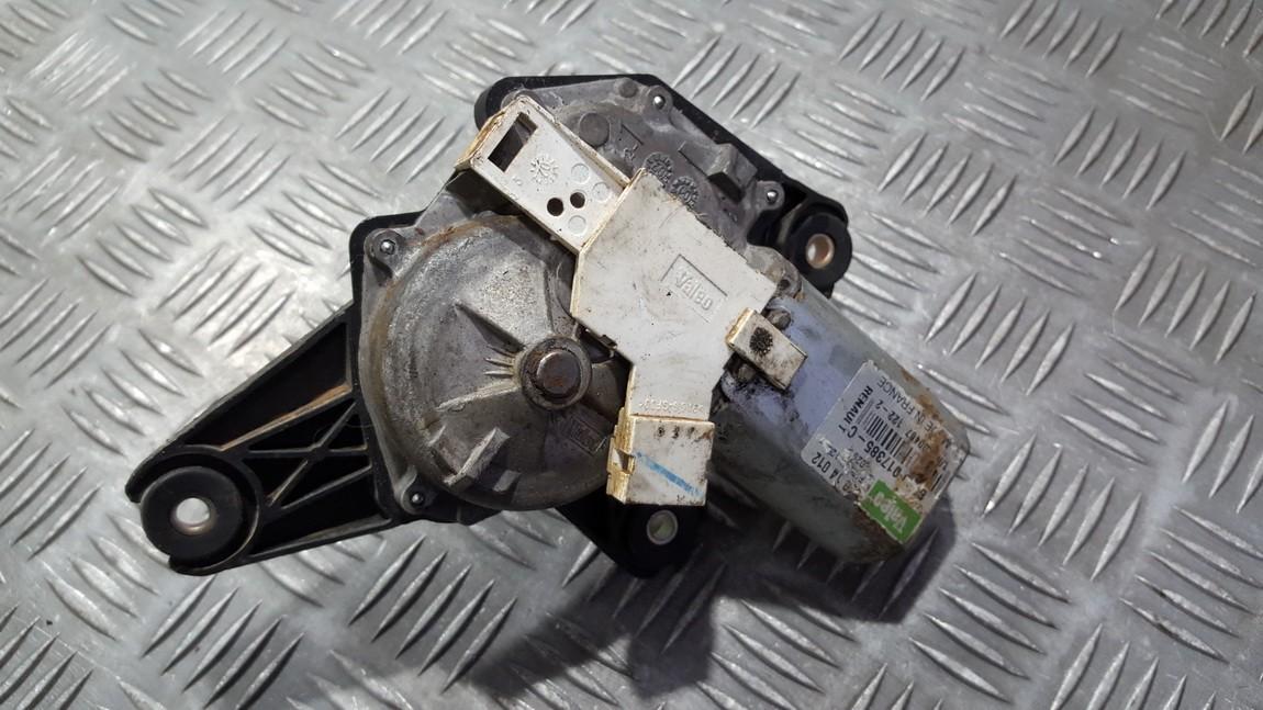 Задняя электродвигатель стеклоочистителя Renault Vel Satis 2003    0.0 53014012