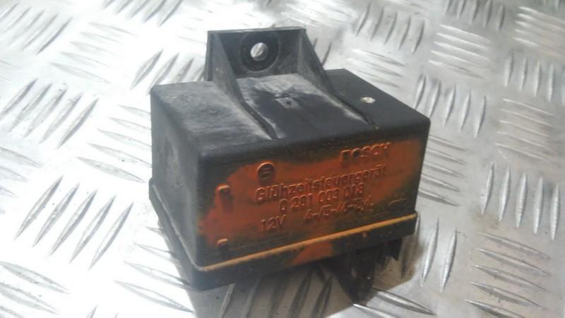 блок управления свечами накаливания Alfa-Romeo 156 2000    2.4 0281003018