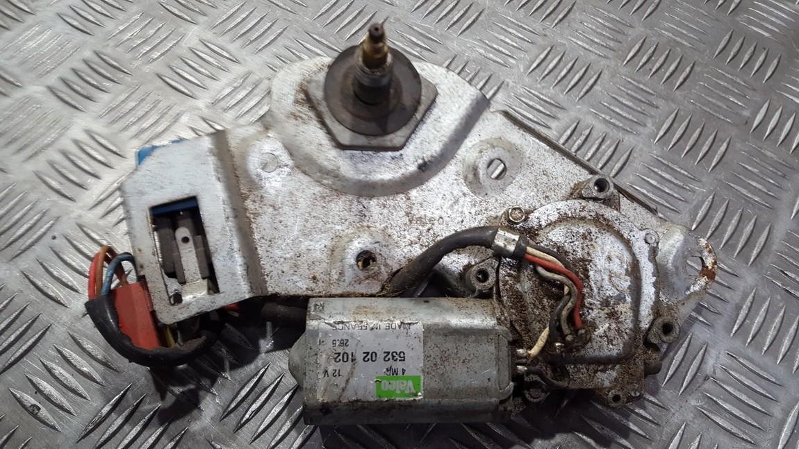 Задняя электродвигатель стеклоочистителя Citroen Xantia 1996    0.0 53202102