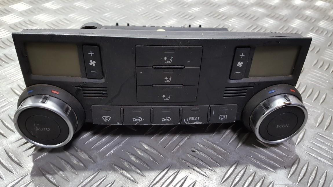Peciuko valdymas 7L6907040D 5HB008506-00, 5HB00850600 Volkswagen TOUAREG 2005 2.5