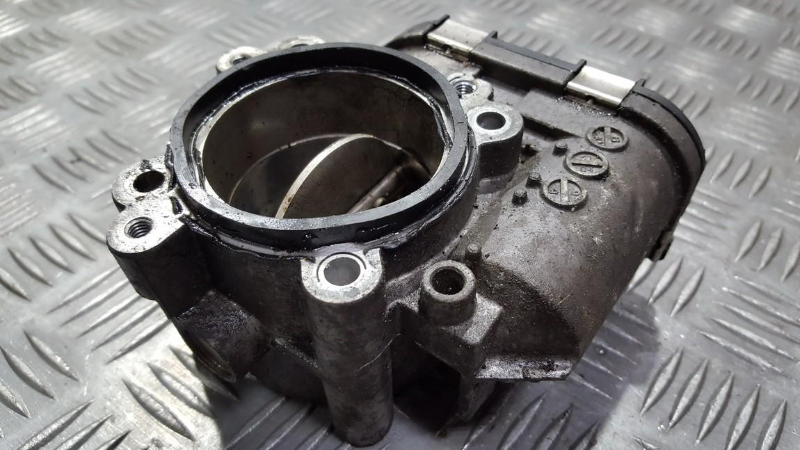 Заслонка дроссельная электрическая A6420900070 0281002678 Mercedes-Benz ML-CLASS 2002 2.7