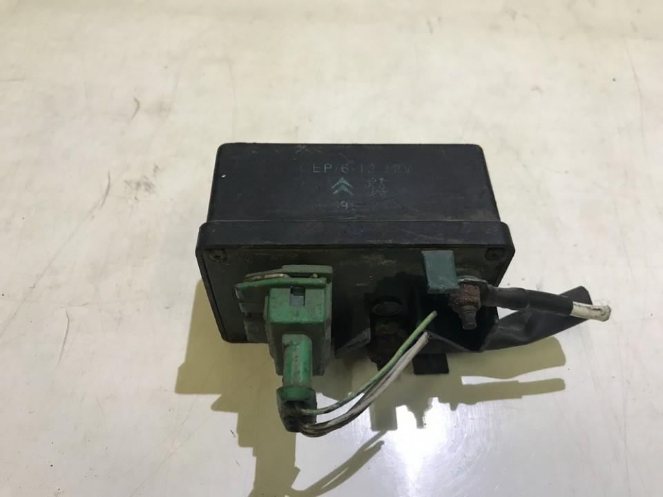 блок управления свечами накаливания Citroen C5 2005    2.0 USED