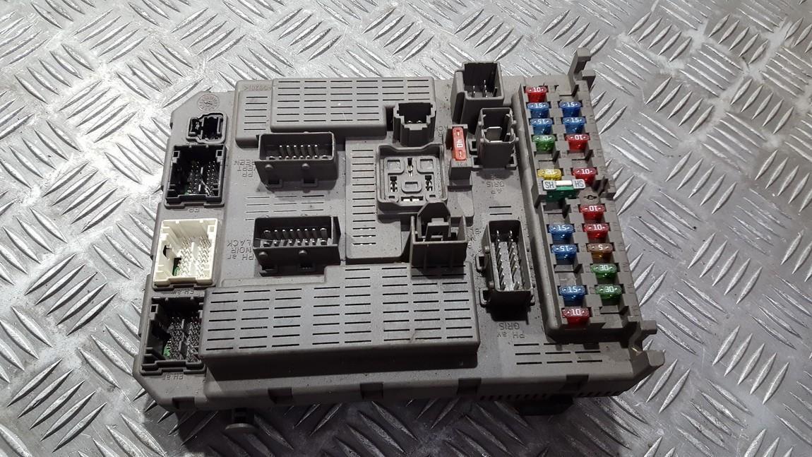 9646226880 bsi 16-260901-306876 General Module Comfort Relay (Unit) Citroen  C5 2003 2 0L 27EUR EIS00291358 | Used parts Shop