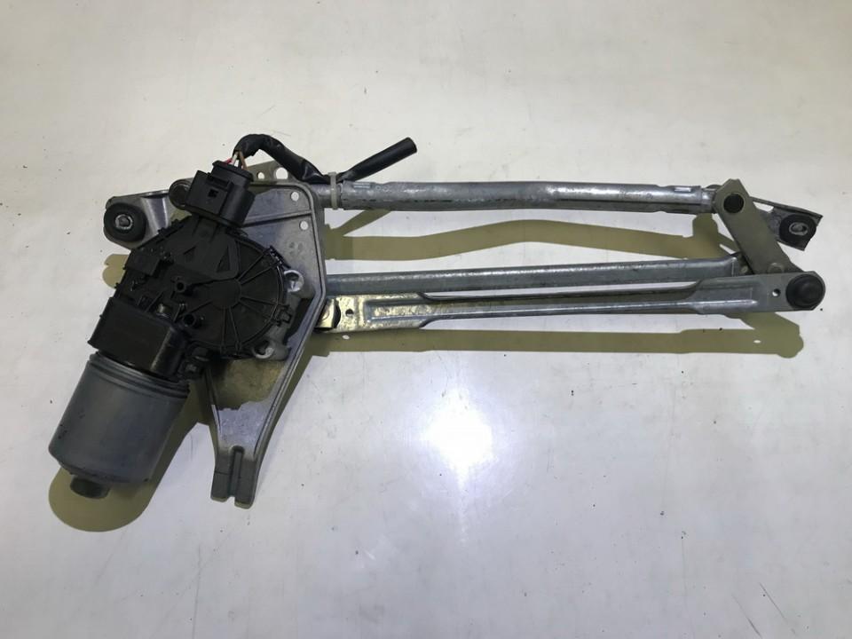 Windshield Wiper Linkage front 3397020745 9650380880 Peugeot 207 2009 1.4