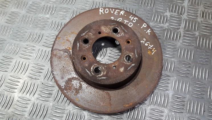 Priekinis stabdziu diskas used used Rover 45 2003 2.0