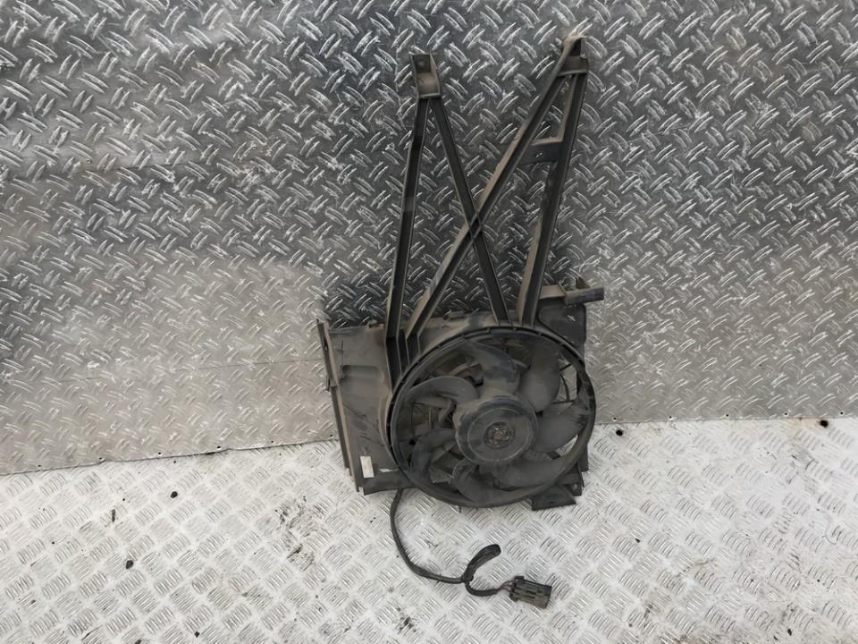 Difuzorius (radiatoriaus ventiliatoriaus) 0130303253 52492111, 52475783 Opel VECTRA 2002 1.8