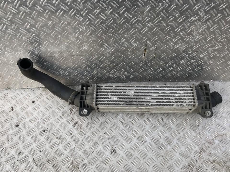 Interkulerio radiatorius 756542t used Ford MONDEO 2001 2.0