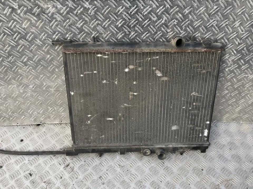 Vandens radiatorius (ausinimo radiatorius) used used Citroen XSARA PICASSO 2006 1.6